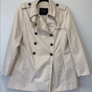 🌸ZARA double breasted trench